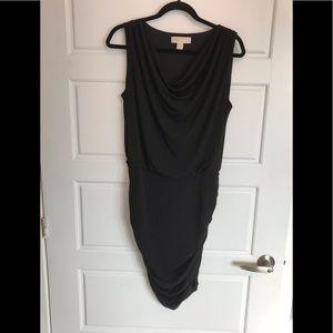 Michael Kors ruched dress